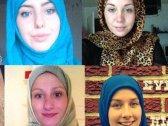 wanita di Swedia menggelar aksi solidaritas mufidmmn mmn